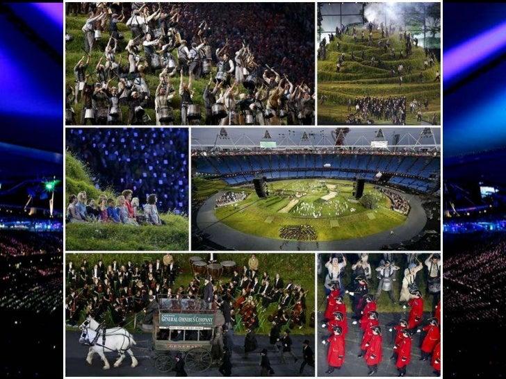 London 2012: Olympics Opening Ceremony in Photos