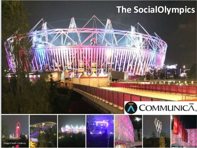 The SocialOlympicsImage Credit: Cadbury