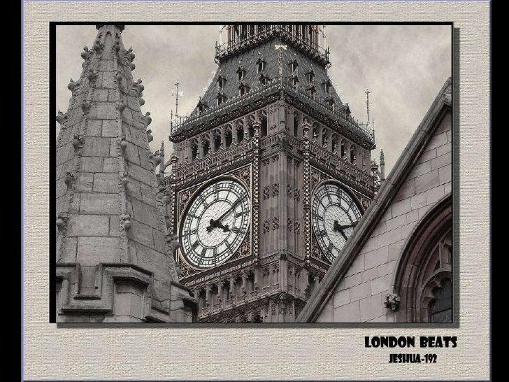 London Beats Slide 2