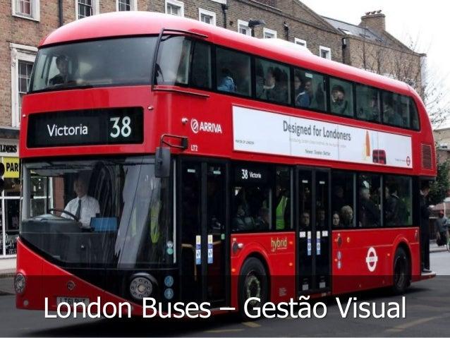 London Buses – Gestão Visual