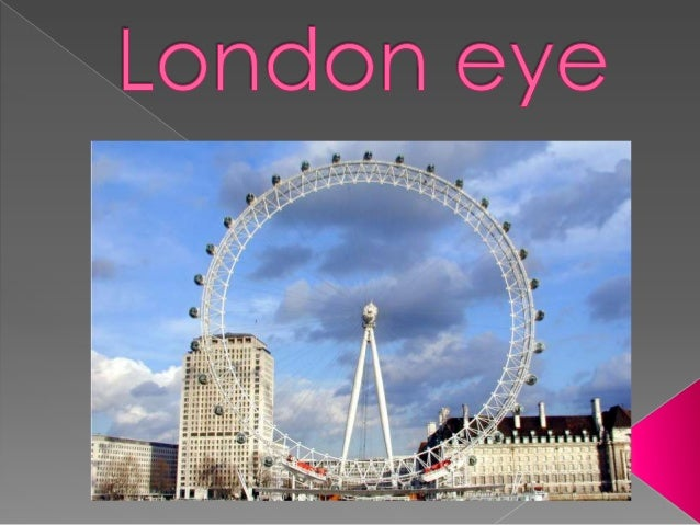 london eye powerpoint