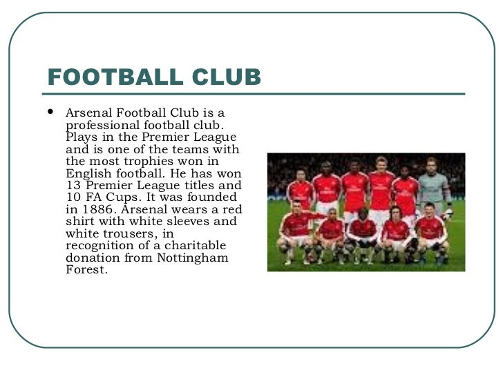 London football clubs and music Slide 2