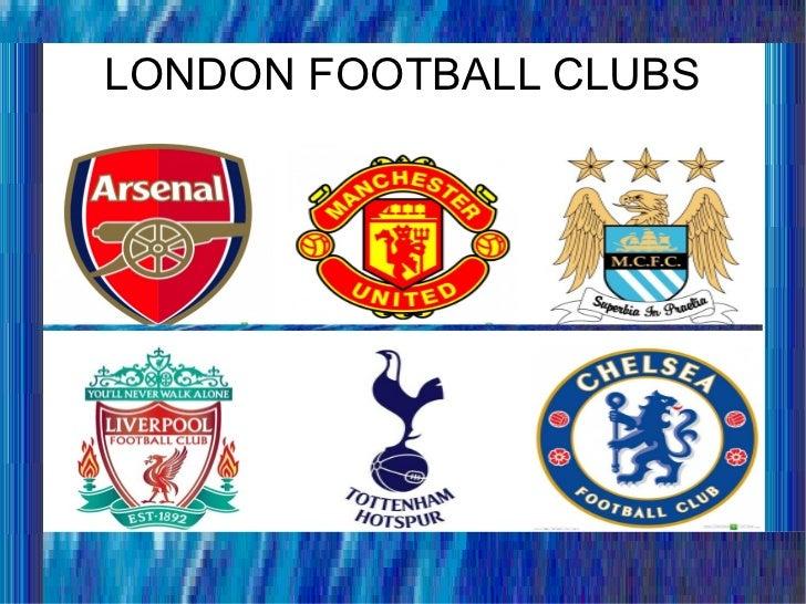 London football clubs, pubs, the soho Slide 2
