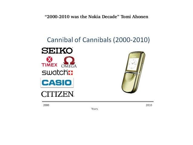 """""""2000-2010 was the Nokia Decade"""" Tomi Ahonen"""