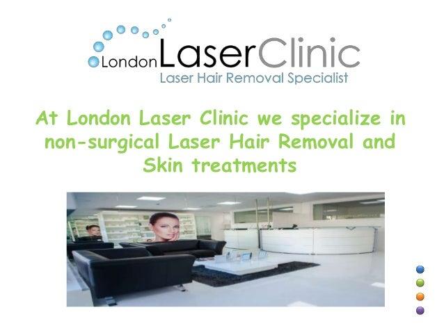 London Hair Removal  U0026 Skin Clinic