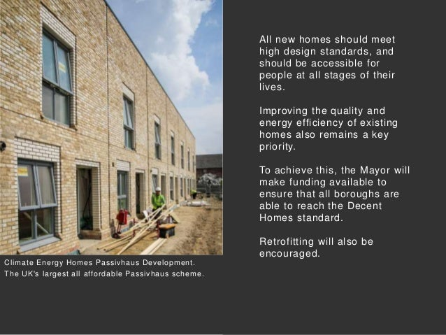 All new homes should meet high design standards, and should be accessible for people at all stages of their lives. Improvi...
