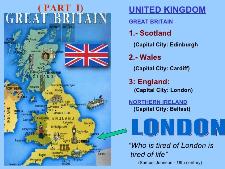 """LONDON  """" Who is tired of London is tired of life""""   (Samuel Johnson - 18th century)   UNITED KINGDOM GREAT BRITAIN 1.- Sc..."""