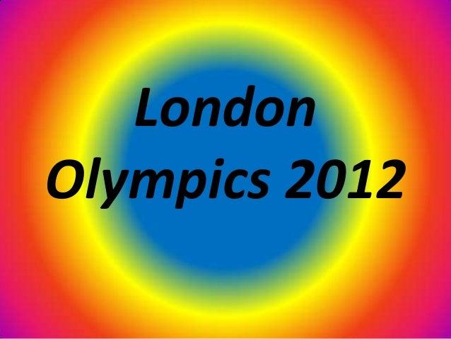 LondonOlympics 2012