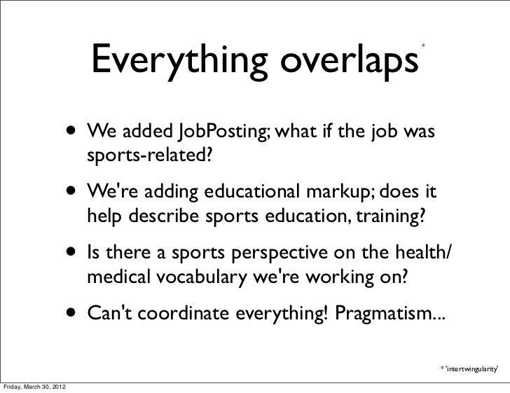 Everything overlaps                                                                 *                     • We added JobPo...