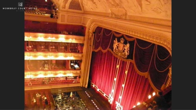 London's opera houses themes of passion, power, and politics