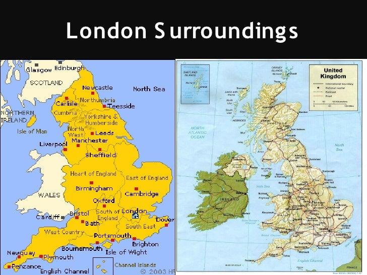 London S urrounding s