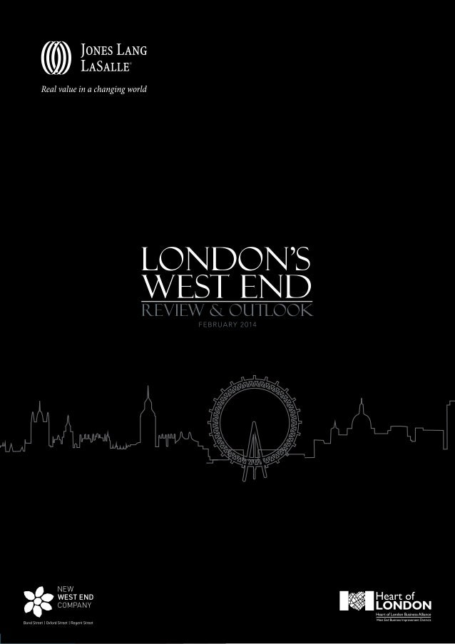 London's Review & Outlook