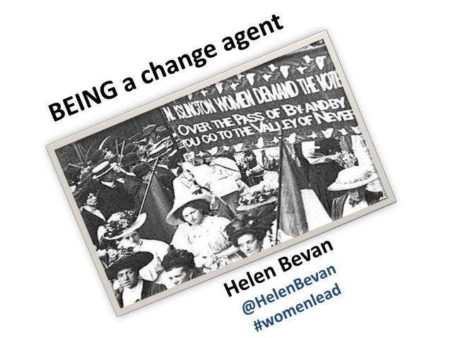 @HelenBevan #womenlead