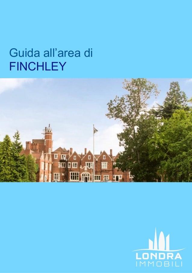 Guida all'area di FINCHLEY