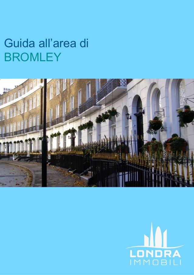 Guida all'area di BROMLEY
