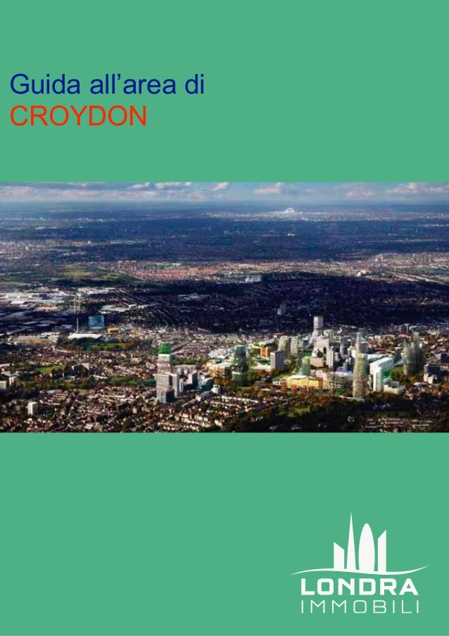 Guida all'area di CROYDON