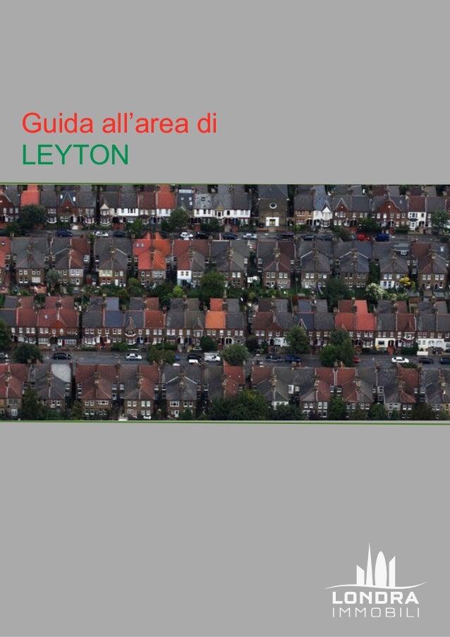 Guida all'area di LEYTON