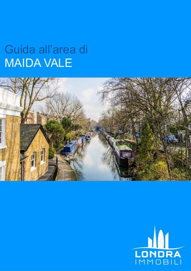 Guida all'area di MAIDA VALE