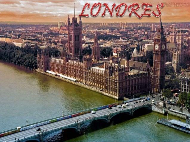 Onde fica Londres ?