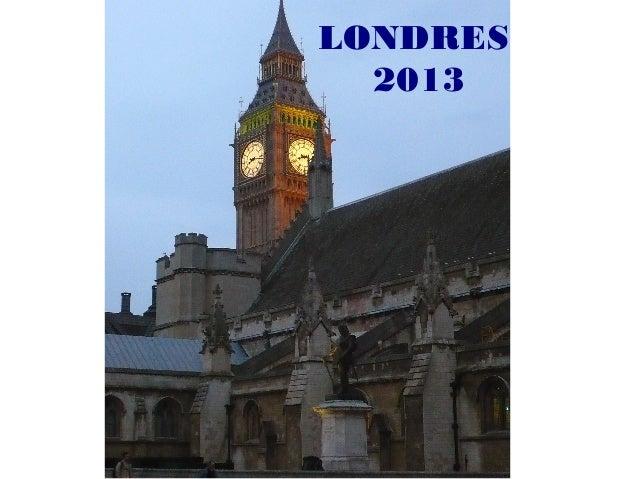 LONDRES2013