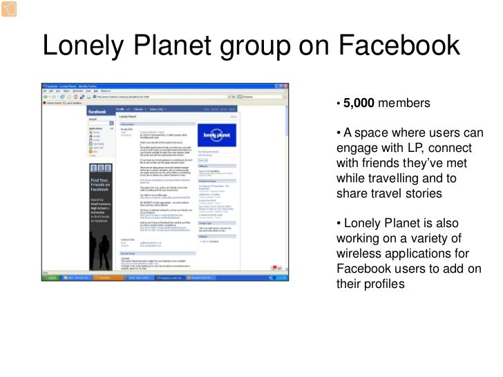Where We are Going Online?                                        Lonely Planet.com                                       ...