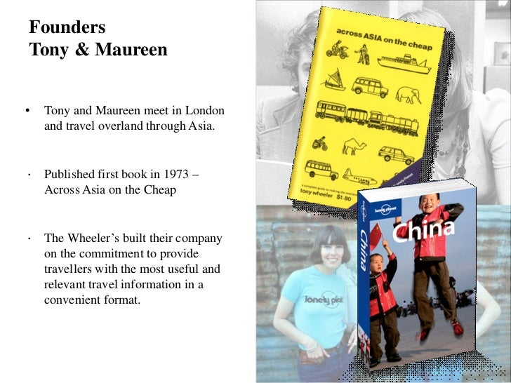 35 years later     93 million guidebooks sold    500 titles    Translated across 8 languages     6m unique visitors per mo...
