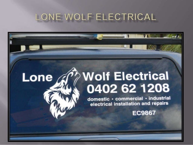  Lone Wolf Electrical is a small family business, locally owned and operated here in the Swan Valley, Perth, Western Aust...