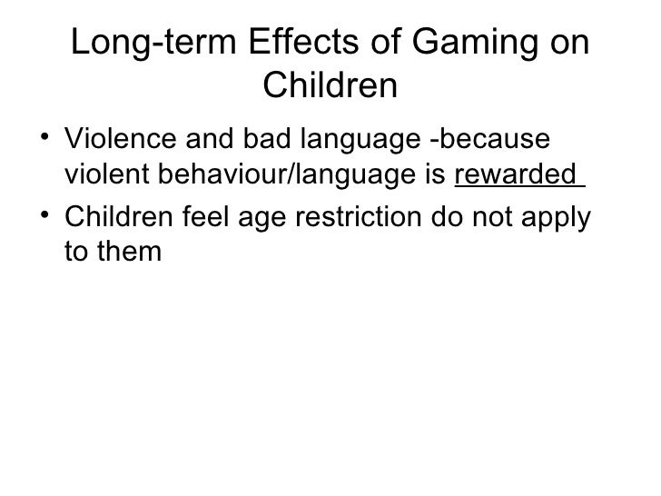 Long term effect of child pornography