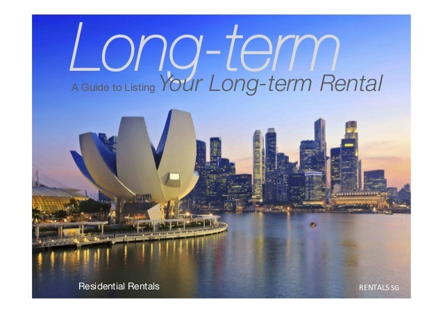 RENTALS.SG: Long-term Residential Rental Guide for Landlords (Singapore)