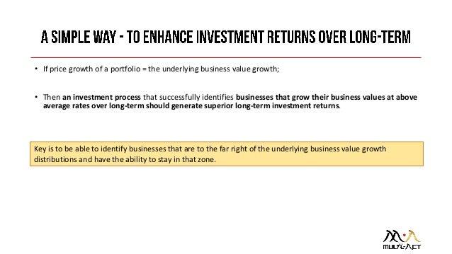 Long-term expected investment returns carmel mcloughlin handel investments