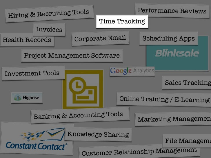 Performance Reviews Hiring & Recruiting Tools                             Time Tracking         InvoicesHealth Records    ...