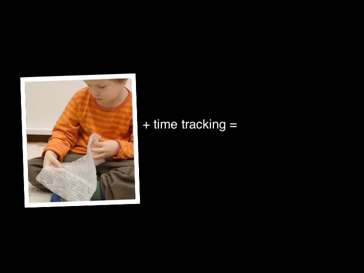 + time tracking =