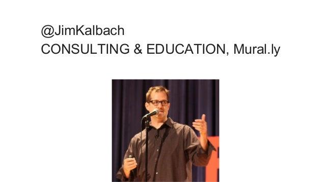 @JimKalbach CONSULTING & EDUCATION, Mural.ly