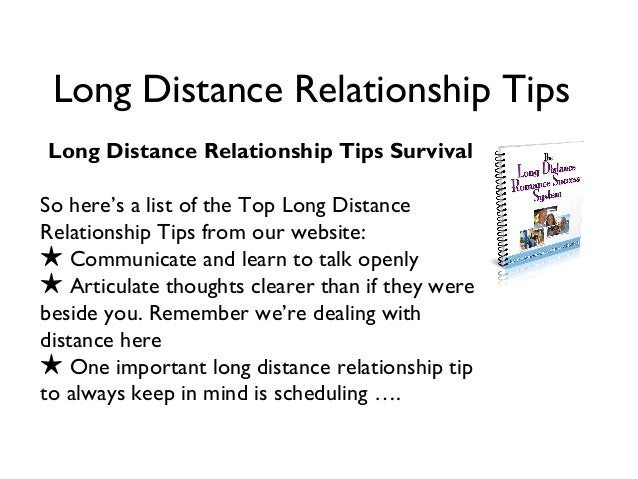 Distance With Do Relationships Long How Deal You