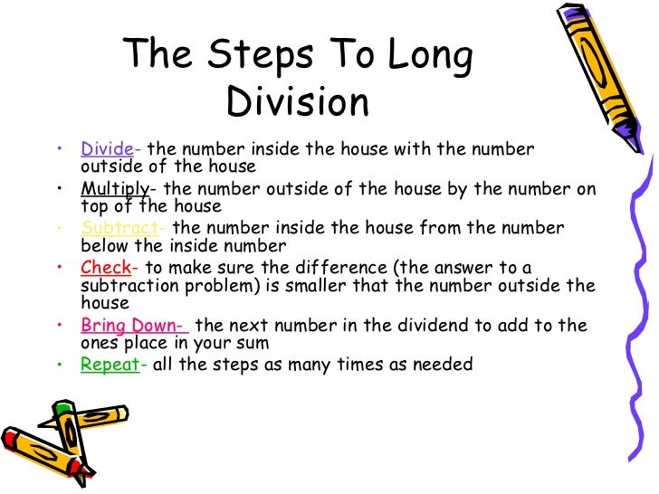 Longdivison Scalien – Step by Step Division Worksheet