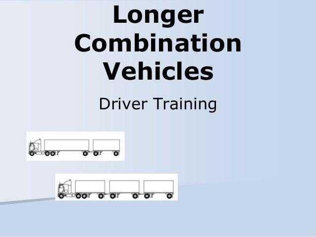 Driver TrainingLongerCombinationVehicles