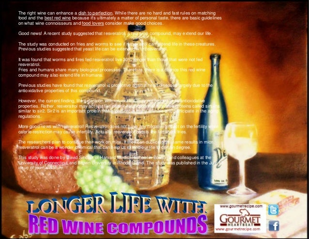 www.gourmetrecipe.com The right wine can enhance a dish to perfection. While there are no hard and fast rules on matching ...