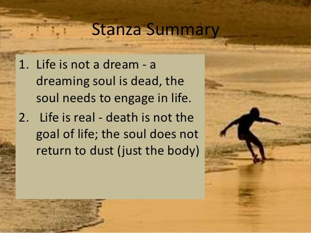 a psalm of life pdf