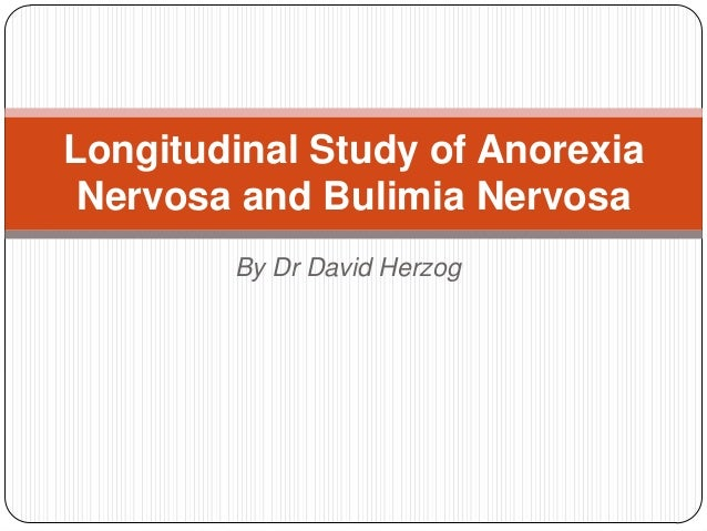a study of anorexia nervosa The application letters, prerequisites to admission, were studied by the  to describe the subjective motives of women with anorexia nervosa.
