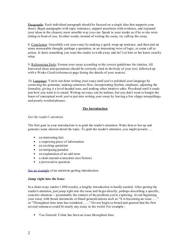 The soloist summary essay
