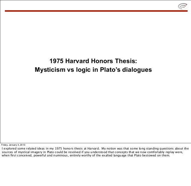 Harvard honors thesis esl research proposal ghostwriter website for school