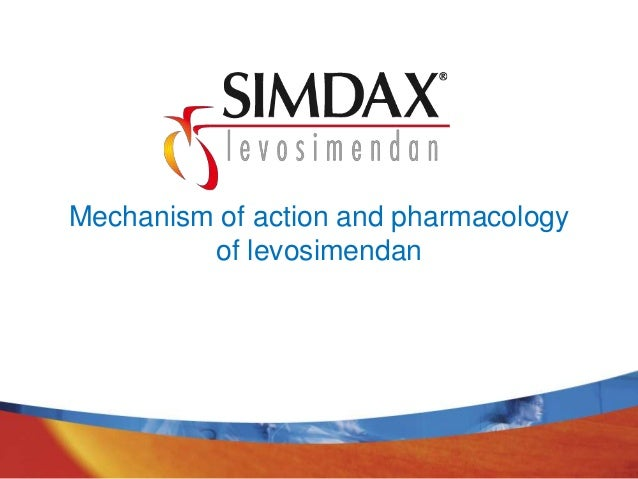 Mechanism of action and pharmacology of levosimendan