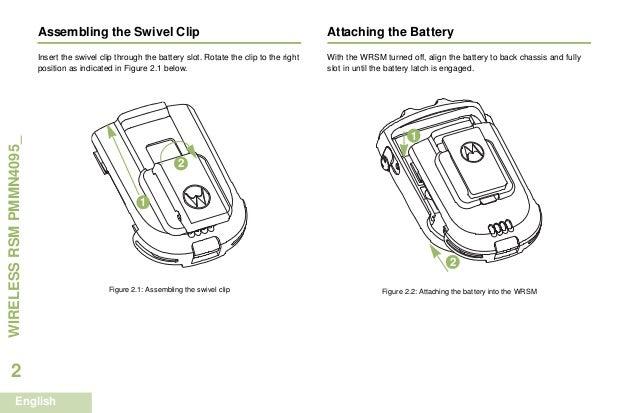 Motorola MotoTRBO Long Range Wireless (LRW) Remote Speaker