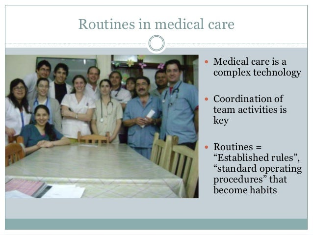 Long run effects of temporary incentives on medical care productivity in Argentina Slide 3