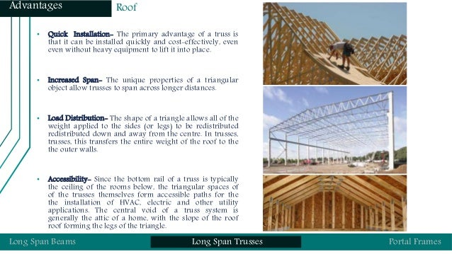 Roof Truss Load Distribution