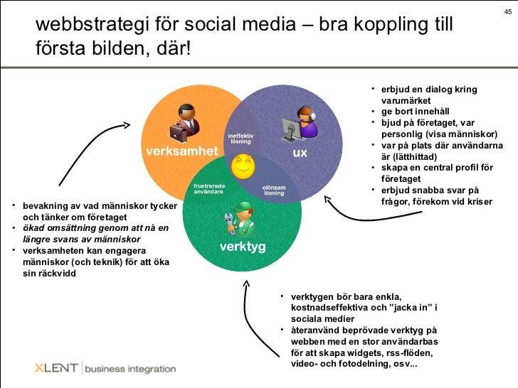 webbstrategi för social media – bra koppling till första bilden, där! <ul><li>bevakning av vad människor tycker och tänker...