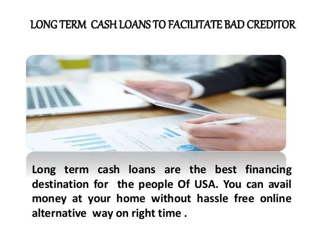 Long Term Bad Credit Loans - Helpful Finances as Per Your Personal De… - 웹