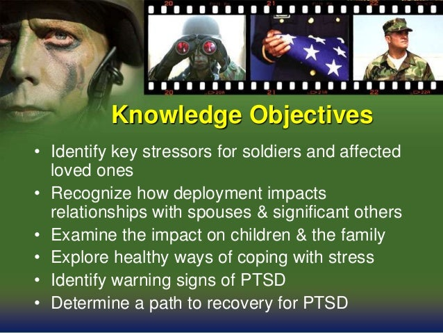 Long Term Deployments and Stress Slide 2