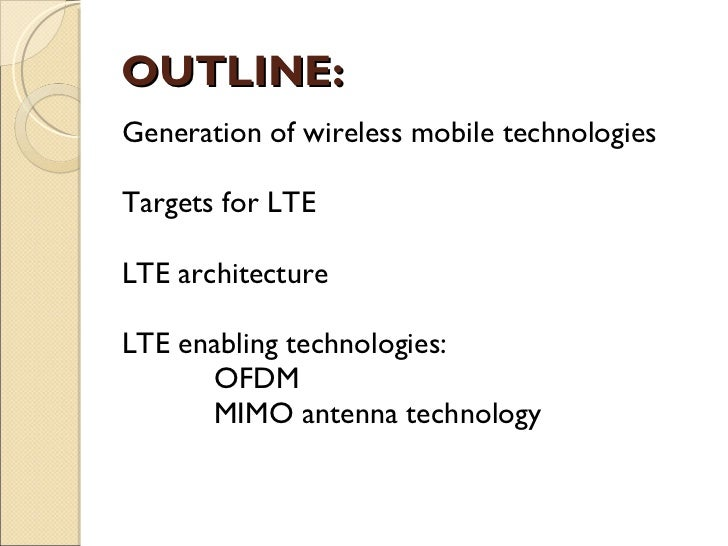 history of long term evolution lte Long term evolution advanced will be compatible with lte and will be using the same frequencies lte is significantly faster than 3g and is the next step to feed the demands of wireless broadband needs as more and more users are added lte will provide a better platform for applications now fixed to become mobile.