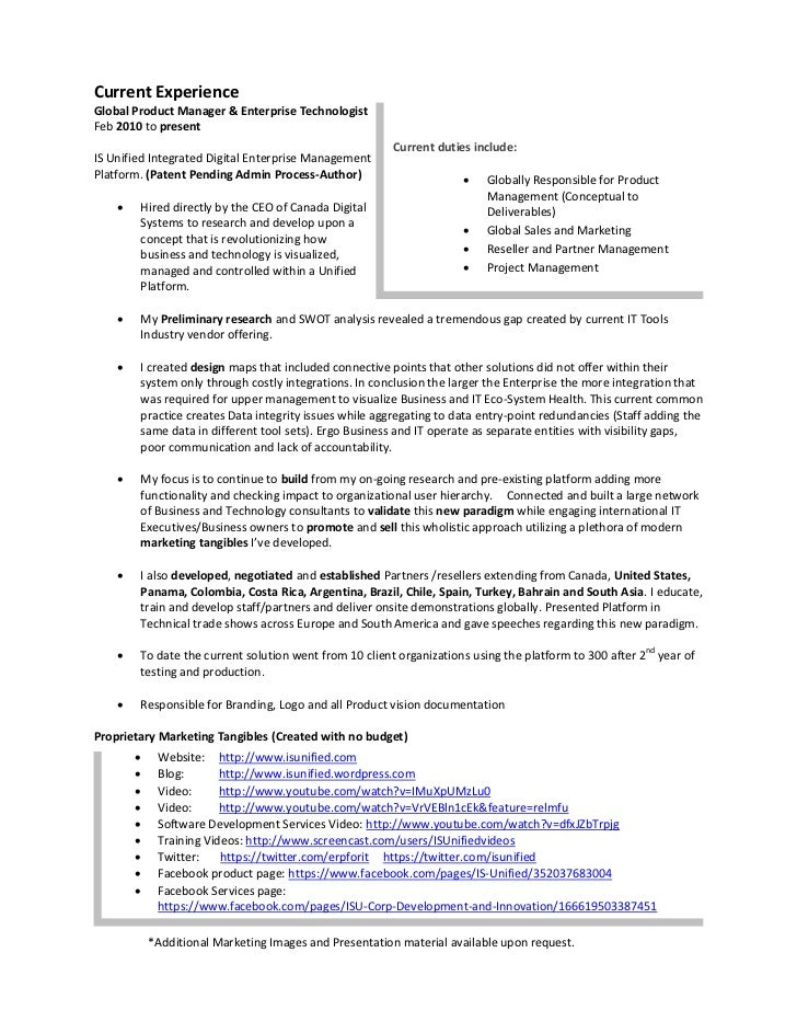 Resume Sales Marketing Executive Duties Personal Essay Writing